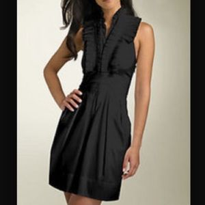 Silk BCBG halter dress
